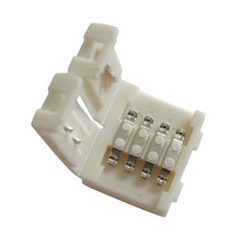 Propojovací konektor pro LED pásek RGB, 10mm